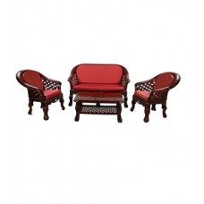 sofa-4pcs-set-rose-wood (Proiduct Code: FB 11)