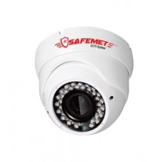 Safemet Dome Camera 2MP Verifocal WP ah 5040t 808152 ( Product Code : HH10)