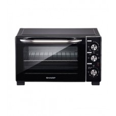 Sharp electric oven 25 L eo257 ct bk (Product Code: GH 13 )