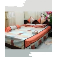 8 Piece Bed Sheet (product Code-FA14)