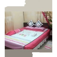 8 Piece Bed Sheet (product Code-FA15)