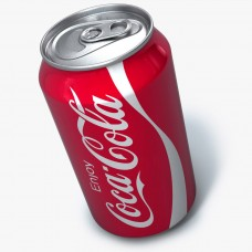 Coca Cola Soft Drinks Can(Product Code-DD4)