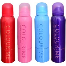 Colour Me Body Spray for Women (Product Code -EC9)