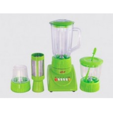 ES Blender, 4in One (Green) 1.25 Ltr (Product Code-GE10)