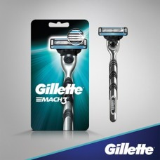Gillette Mach 3 Razor (Product Code-EH8)