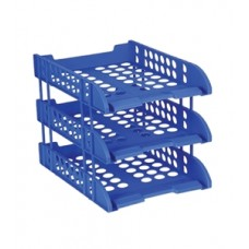 Good Luck Three Station File Organizer (Product Code-DF10)