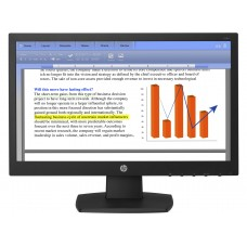 HP V194 LED Wide Monitor 18.5 inch Black (Product Code-HD3)