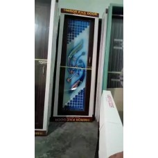 Door for Toilet Full Glass (Product Code-II3)