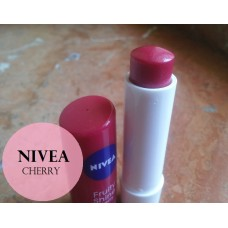 NIVEA Lip Fruity Shine Cherry (Product Code-EG12)