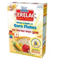 Nestle Cerelac Wheat & Apple With Corn Flakes (Product Code- CI10)