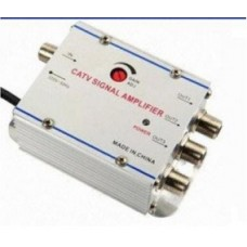 Dish TV Line Signal Amplifier - Silver (Product Code-GC11)