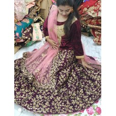 Gorgeous Sequence Lahenga(Product Code-BC5)