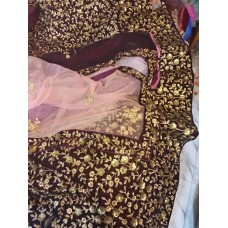 Gorgeous Sequence Lahenga(Product Code-BC6)