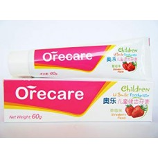 OreCare Toothpaste for Kids(Product Code- EF8)
